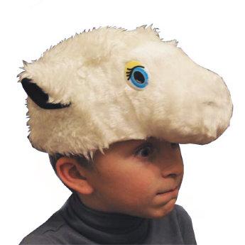 Карнавальная шапочка Овечка С2044