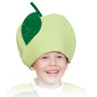 Карнавальная шапочка Яблоко 4124