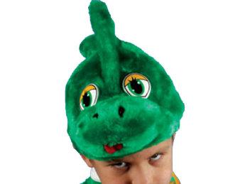 Карнавальная шапочка Дракона С2021