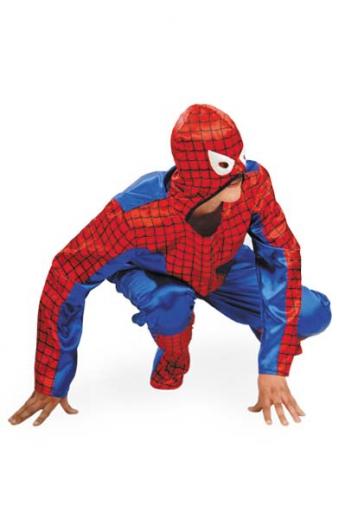 Костюм Человек Паук взрослый Б-6014