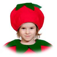 Карнавальная шапочка Помидор 4120