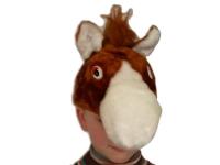 Карнавальная шапочка Лошадка С2041