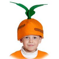 Шапочка Морковка 4118