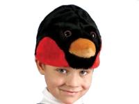 Карнавальная шапочка Снегирь С2028