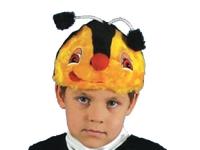 Карнавальная шапочка Пчелка С2031