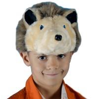 Карнавальная шапочка Ежик С2043