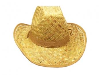 Соломенная шляпа ковбойская