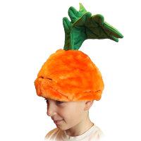 Карнавальная шапочка Морковка С2104