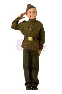 Костюм военный, Солдат 8008
