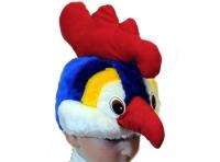 Карнавальная шапочка Петух Бо1151