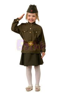 Костюм военный, Солдатка 8009