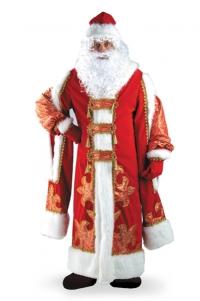 Костюм Дед Мороз Царский Б-187