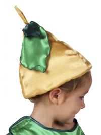 Карнавальная шапочка Груша Ве6117