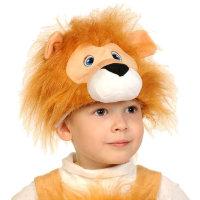 Карнавальная шапочка Львенок 4023