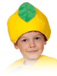 Карнавальная шапочка Лимон 4126