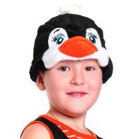 Карнавальная шапочка Пингвин 4013