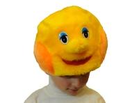 Карнавальная шапочка Колобок С2065