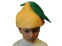 Карнавальная шапочка Груша С2063
