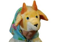 Карнавальная шапочка Коза С2057
