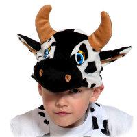 Карнавальная шапочка Бычок 4096