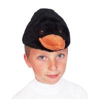 Карнавальная шапочка Ворон С2052