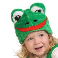 Карнавальная шапочка Лягушка 4062