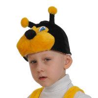 Карнавальная шапочка Шмель, Пчелка 4030