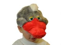 Карнавальная шапочка Гусенок С2069