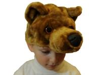 Карнавальная шапочка Медведь С2060