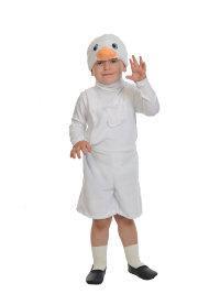 Карнавальный костюм Гусенок плюш 3068