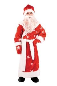 Костюм детский Дед Мороз Б-152