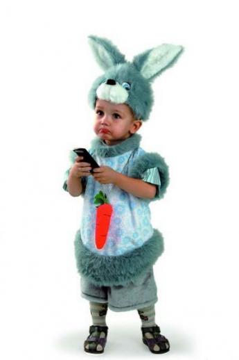 Костюм Кролик Кроха Б-263