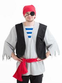 Костюм мужской, Пират Бо2156