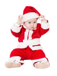 Костюм Санта Клаус малыш Бо1989