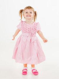 Детское нарядное платье Варенька