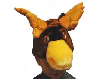 Карнавальная шапочка Лось С2072