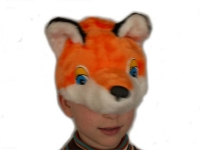 Карнавальная шапочка Лиса С2012