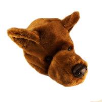 Карнавальная шапка взр. Медведь С2060v