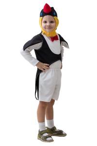 Костюм Пингвин в шортах