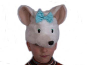 Карнавальная шапочка Мышка С2050