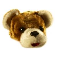 Карнавальная шапочка Медвежонок С2008