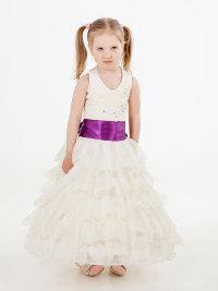 Нарядное платье для девочки Алиска