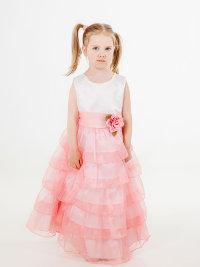 Нарядное платье для девочки Джаз