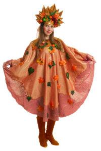 Карнавальный костюм Осень А262